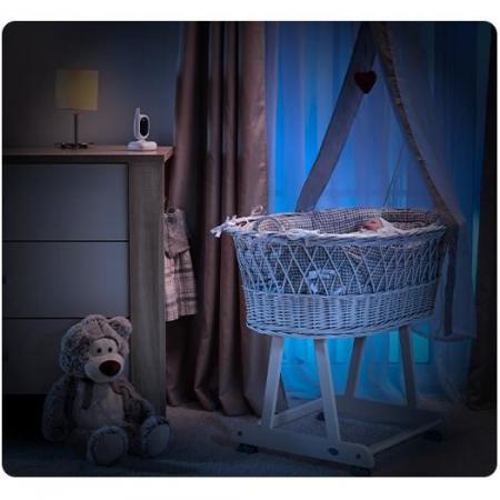 Video monitor digital pentru bebelusi Reer BabyCam L 804303