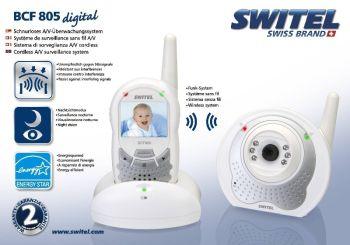 Videointerfon copii Switel BCF805 [1]