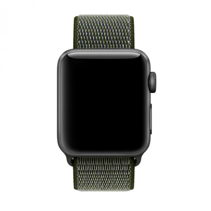 Curea pentru Apple Watch Series 6 & SE & 5 & 4 44mm / 3 & 2 & 1 42mm - Sport Loop [2]