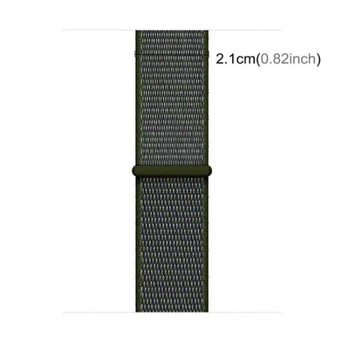 Curea pentru Apple Watch Series 6 & SE & 5 & 4 44mm / 3 & 2 & 1 42mm - Sport Loop [1]