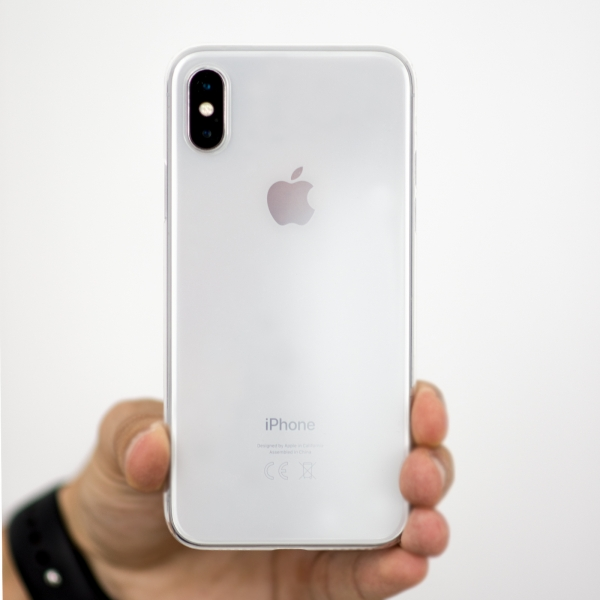 Husa SuperSlim iPhone X 0