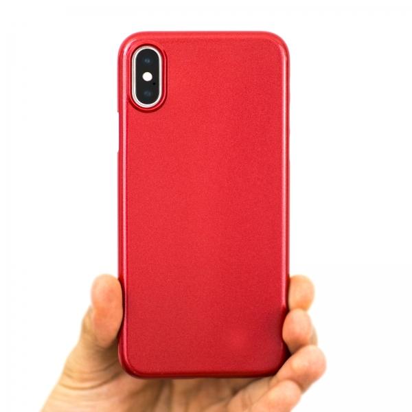 Husa SuperSlim iPhone X 0