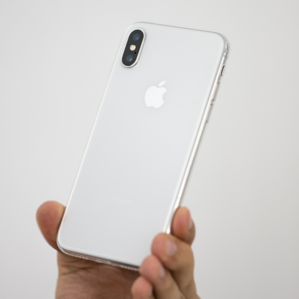 Husa SuperSlim iPhone X 1