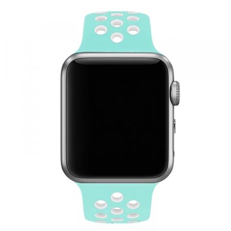 Curea pentru Apple Watch Series 6 & SE & 5 & 4 44mm / 3 & 2 & 1 42mm - Sport Band [0]