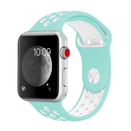 Curea pentru Apple Watch Series 6 & SE & 5 & 4 44mm / 3 & 2 & 1 42mm - Sport Band [1]