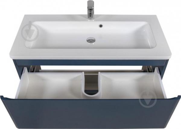 Mobilier de baie  Accent pe pardoseala de  100 cm 3