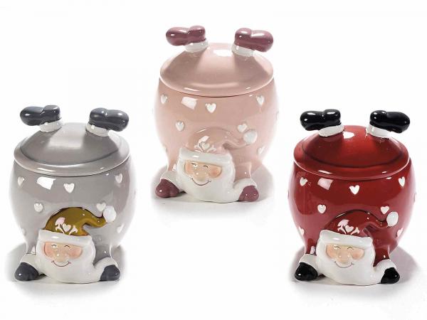 Recipiente de Crăciun din ceramică, pentru dulciuri [0]