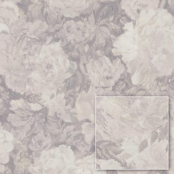 Tapet modern cu model floral 0