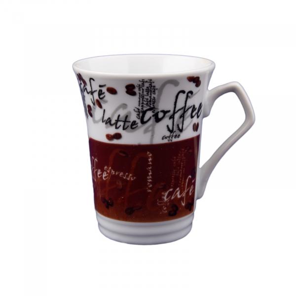 SET 2 CĂNI CERAMICĂ MARO CU MODEL CAFEA [2]