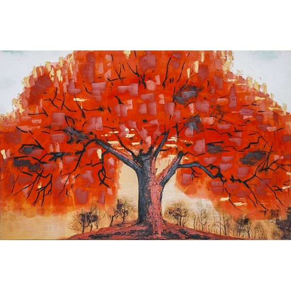 TABLOU PICTAT MANUAL AUTUMN 60X90 CM 0