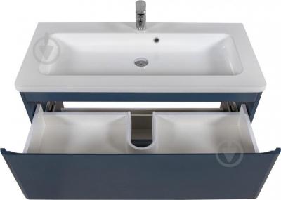 Mobilier de baie  Accent pe pardoseala de  100 cm3