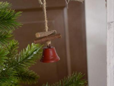 Glob din lemn cu clopoțel4