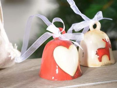 Clopoțel din ceramică de diferite culori1
