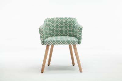 Fotoliu Model Geometric Material Lemn + Textil [0]