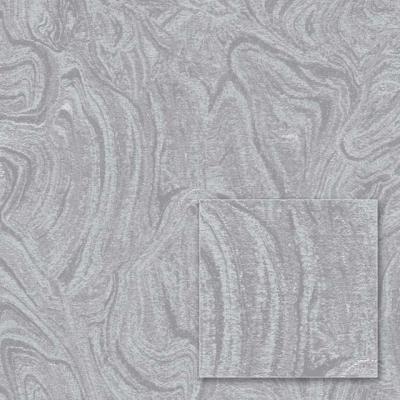 Tapet modern în valuri gri1