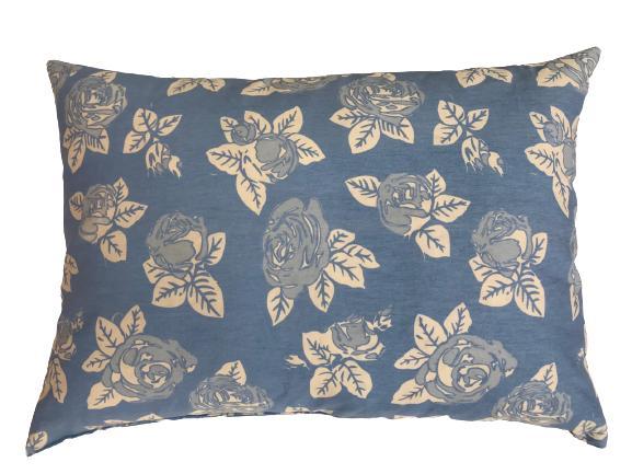Perna 50x70cm Bleu cu Trandafiri 1