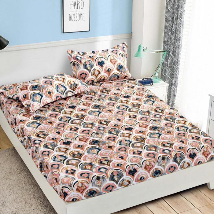 Set Lenjerie + Husa pat, cu Model [2]
