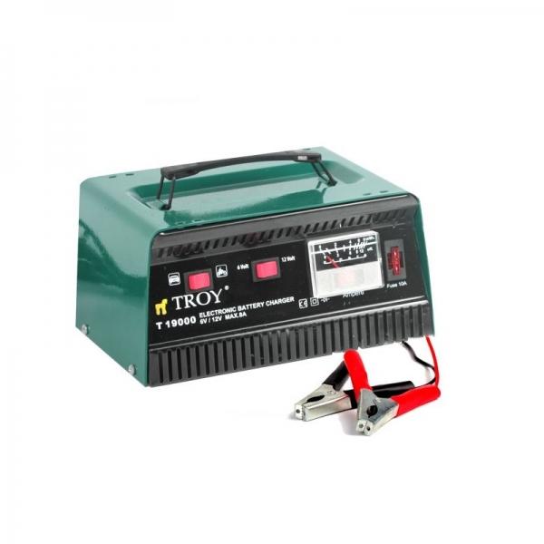 Încărcător de baterie 6V-12V CC Troy T19000 0