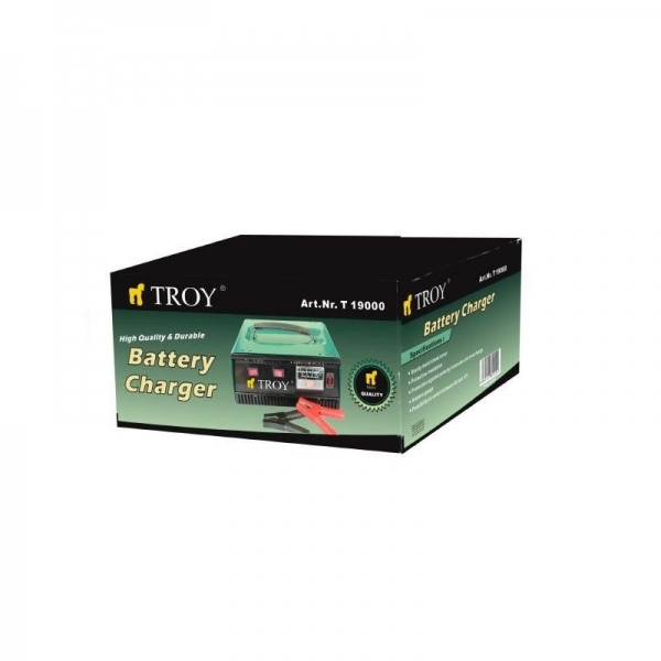 Încărcător de baterie 6V-12V CC Troy T19000 1
