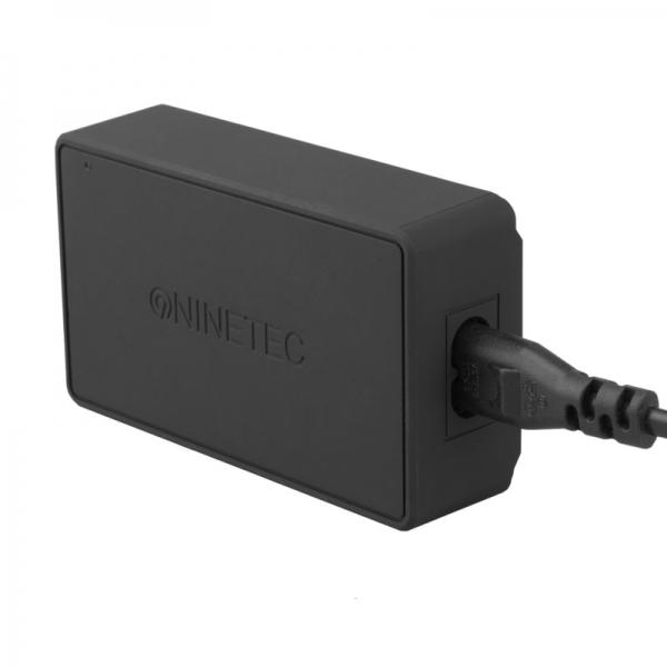 Incarcator priza 5 Porturi USB NINETEC NT-540IQ, 40 W 2