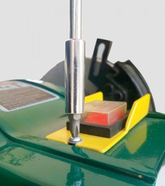 "Adaptor magnetic pentru biti Troy T22005, 1/4"", 240 mm 3"