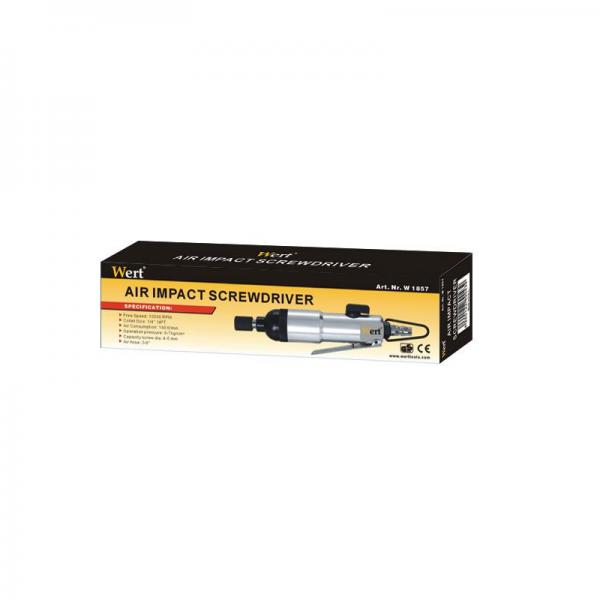 "Surubelnita pneumatica Wert W1857, 1/4"", 1000 rpm, 6-7 bari 1"
