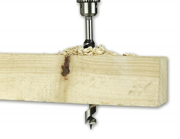 Set burghie pentru lemn Mannesmann M54620, Ø6-20 mm, 6 piese 2