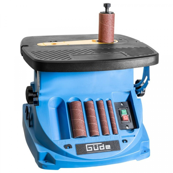 Masina de slefuit cu ax GSBSM 450 Guede GUDE38353, 450 W, 2000 rpm 1