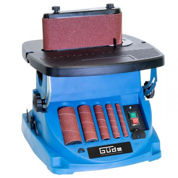 Masina de slefuit cu ax GSBSM 450 Guede GUDE38353, 450 W, 2000 rpm 0