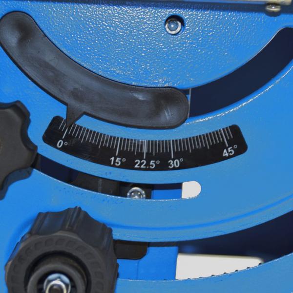 Fierastrau circular cu masa GTK 2100 Guede GUDE55168, 1200 W, Ø210 mm 4
