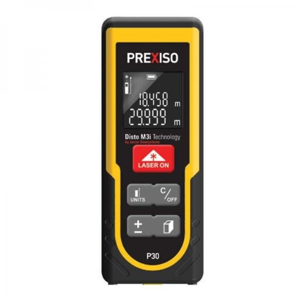 Aparat de măsură cu laser / Telemetru Prexiso HGSPREXISOP30, 0.21-30 m 0