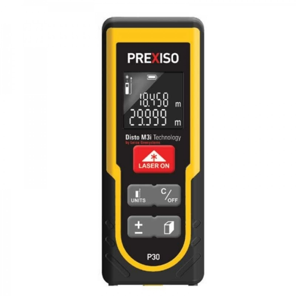 Telemetru cu laser Prexiso HGSPREXISOP30, 0.21-30 m 0