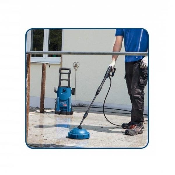 Aparat de spalat cu presiune + 8 accesorii HCE2400 Scheppach SCH5907705901, 2400 W, 180 bari 3
