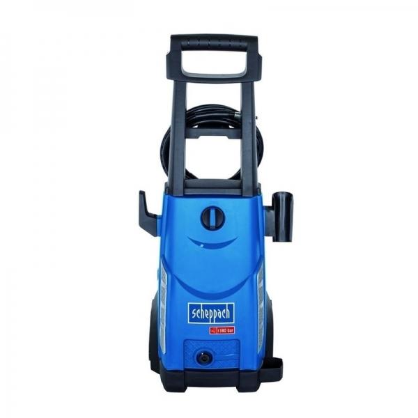 Aparat de spalat cu presiune + 8 accesorii HCE2400 Scheppach SCH5907705901, 2400 W, 180 bari 1
