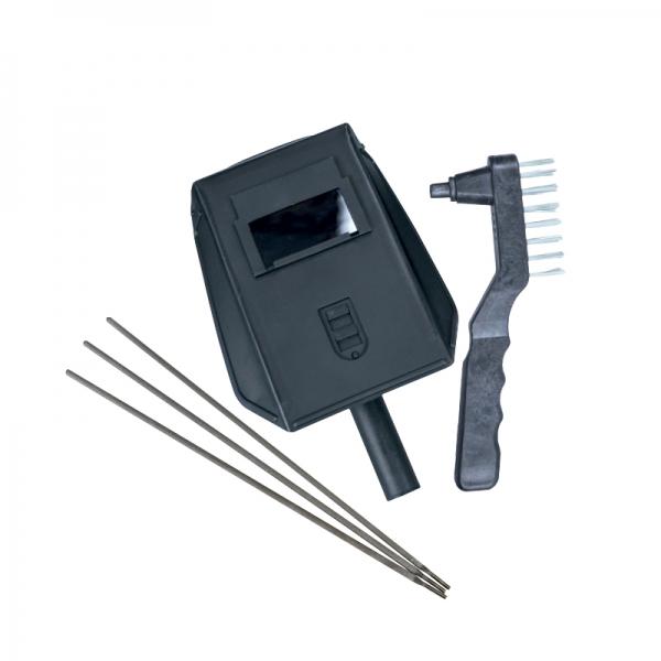 Aparat de sudură tip invertor WSE900 Scheppach SCH5906603901, 20-160 A, 85 V 2