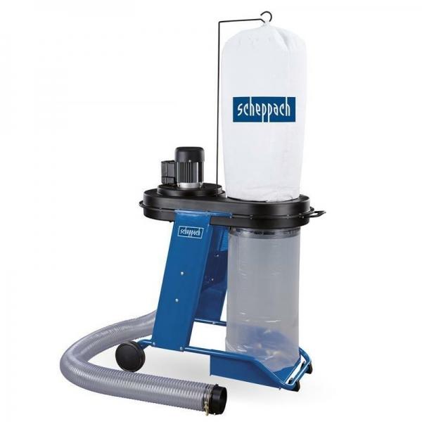 Aspirator rumeguş (Exhaustor) HD12 Scheppach SCH3906301915, 550 W, 75 L 0