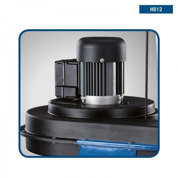 Aspirator rumeguş (Exhaustor) HD12 Scheppach SCH3906301915, 550 W, 75 L 1