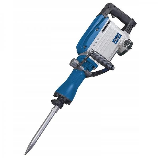 Ciocan demolator HEX AB1600 Scheppach SCH5908201901, 1600 W, 2000 bpm, 50 J 0