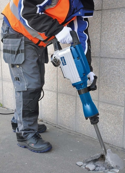 Ciocan demolator HEX AB1600 Scheppach SCH5908201901, 1600 W, 2000 bpm, 50 J 3