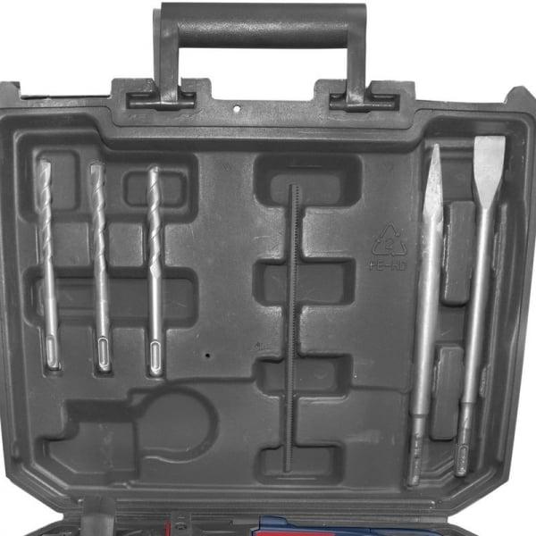 Ciocan rotopercutor KH 20 E Guede GUDE58142, 650 W, 2200 rpm, 1.9 J 4
