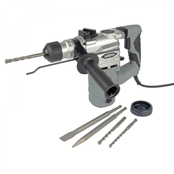 Ciocan rotopercutor SDS Plus Mannesmann M12597, 1500 W, 800 rpm 0