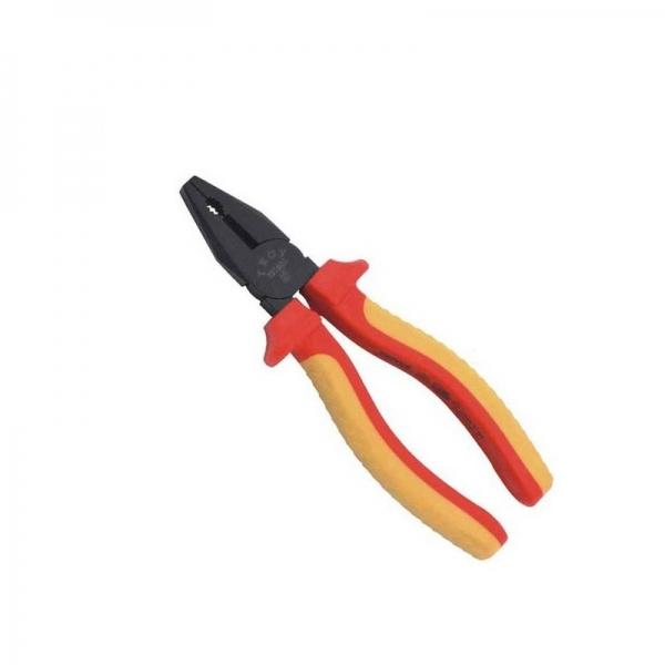 Cleste combinat VDE 1000 V Troy T21807, 180 mm 0