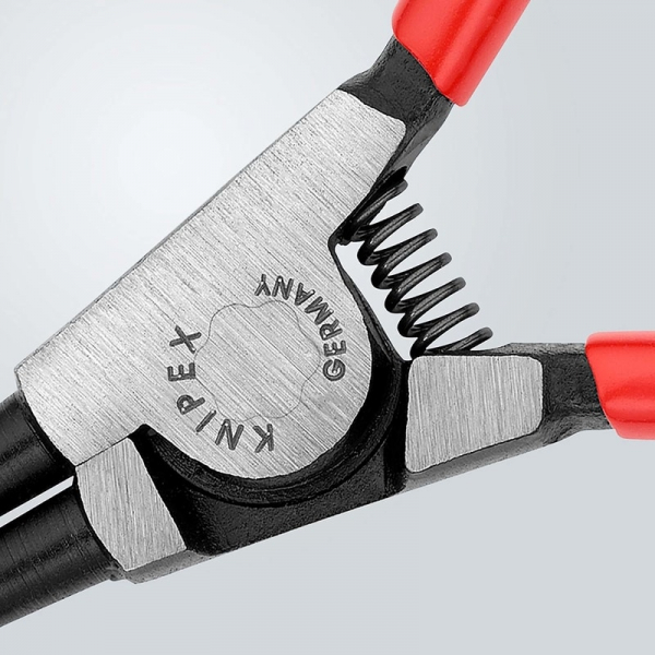 Cleste de deschidere cu varfuri indoite pentru inele de siguranta Knipex KNI4621A21, 170 mm 4