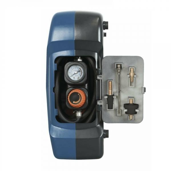 Compresor AIRCASE Scheppach SCH5906118901, 1100 W, 2L, 8 bari 2