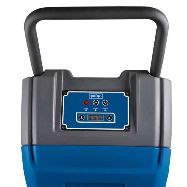 Dezumidificator profesional DH6500i Scheppach SCH5906502901, 750 W 1