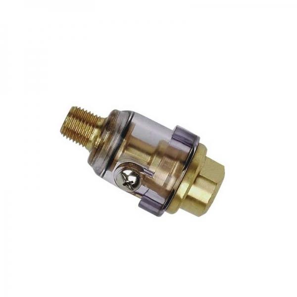 """Filtru lubrificator aer Wert W1858, 1/4"""" 0"""