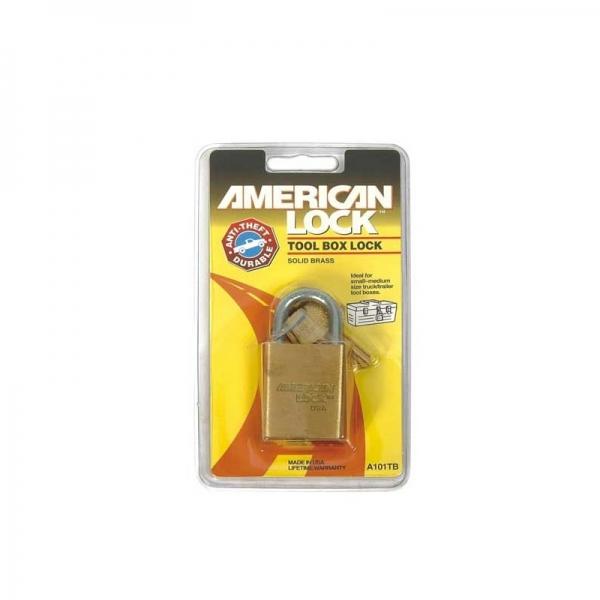 Lacat American Lock ALA101TB, 40 mm 0