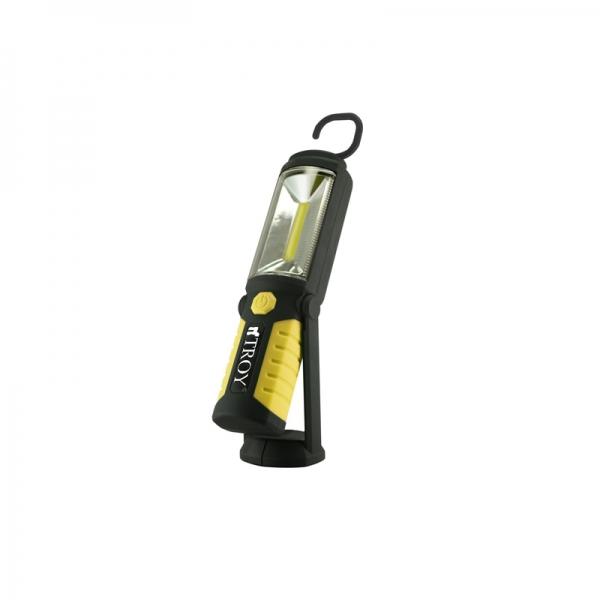 Lampa de lucru cu acumulator reincarcabil Troy T28054, 12-220 V 0