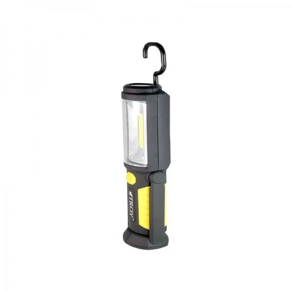 Lampa de lucru cu acumulator reincarcabil Troy T28054, 12-220 V 3
