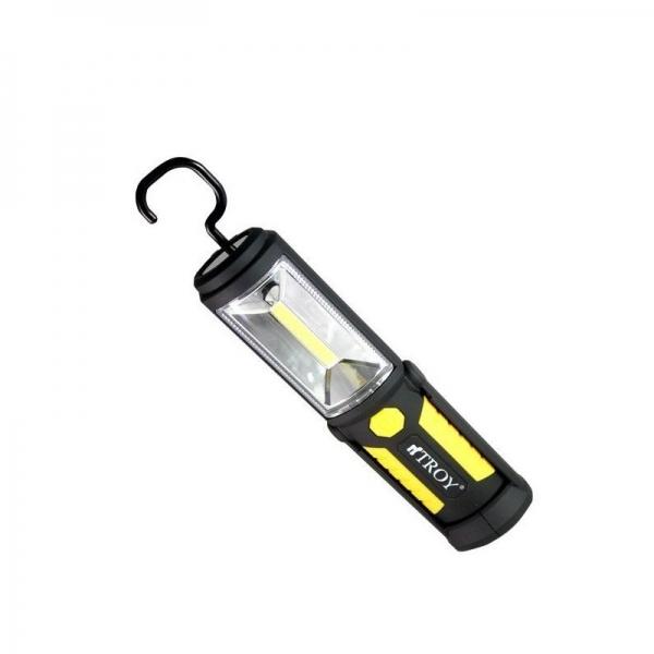 Lampa de lucru cu acumulator reincarcabil Troy T28054, 12-220 V 1